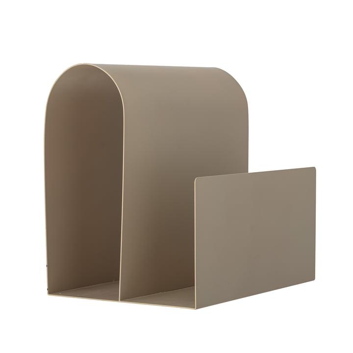 Enya magazine rack, brown from Bloomingville .