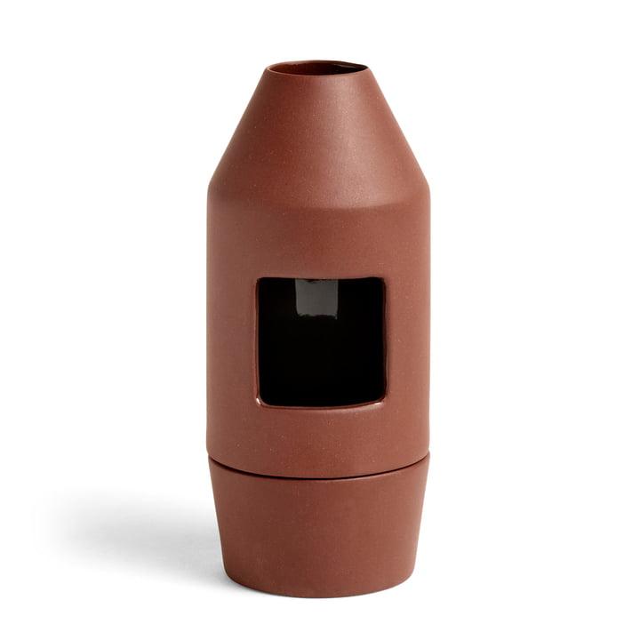 Chim Chim fragrance diffuser, Ø 6.5 x H 14.5 cm, dark terracotta by Hay .