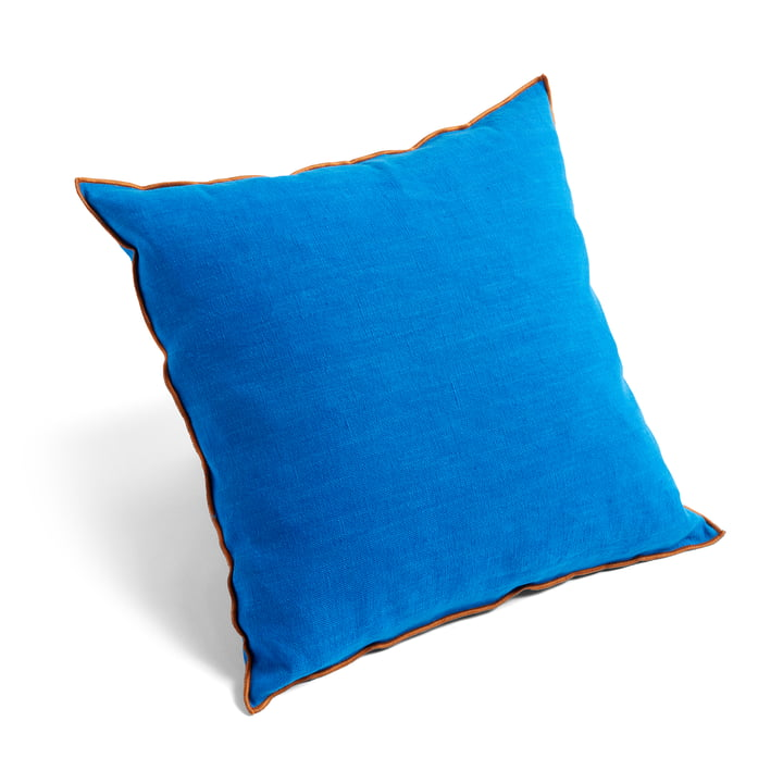 Outline pillow, 50 x 50 cm, persian blue by Hay .