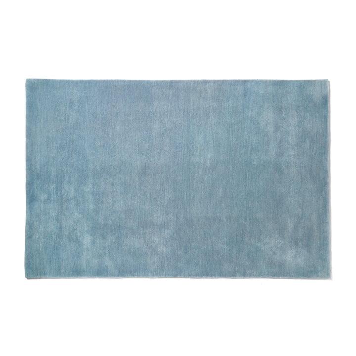 Hay - Raw carpet 170 x 240 cm, light blue
