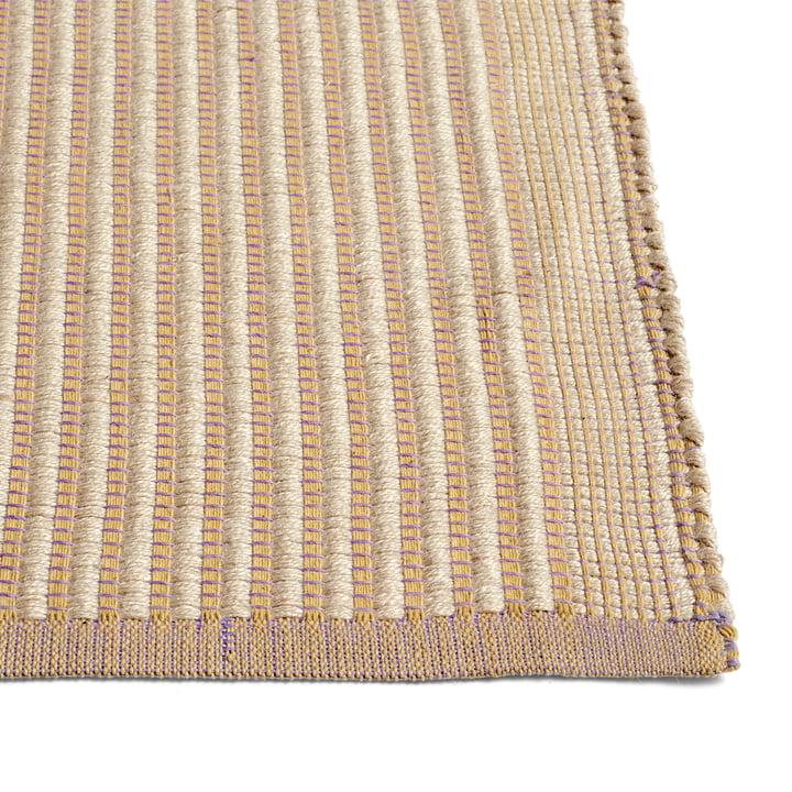 Tapis carpet, off-white / lavender by Hay .