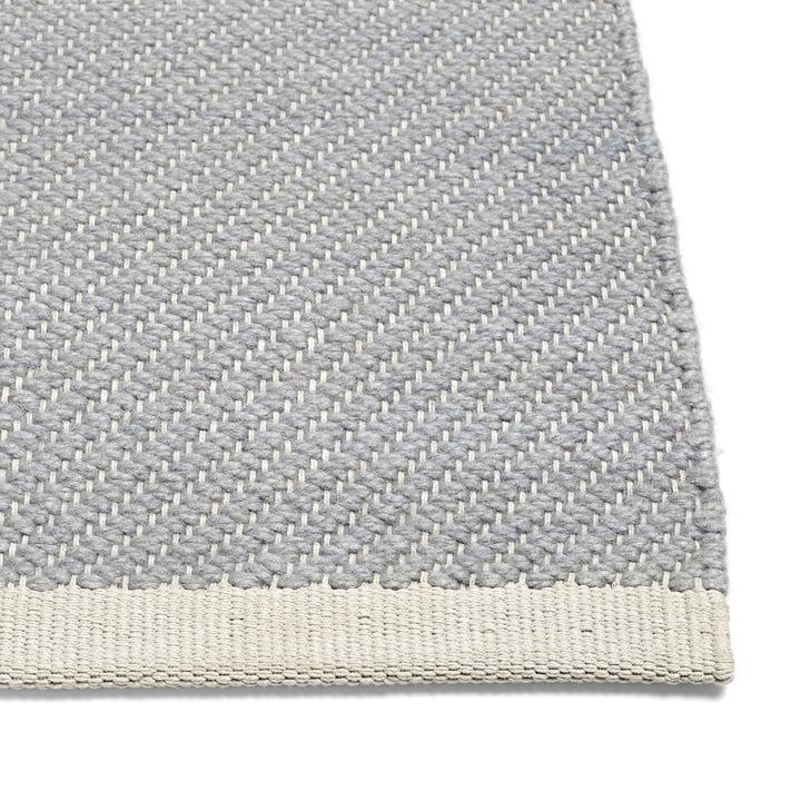 Bias Carpet, cool grey by Hay.