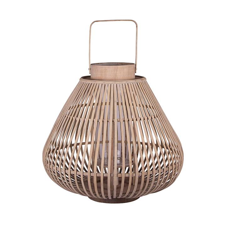 Sahara bamboo lantern L Ø 44 x H 38 cm by von Broste Copenhagen in natural