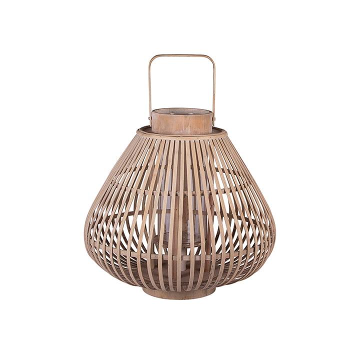 Sahara bamboo lantern M Ø 39 x H 33 cm by von Broste Copenhagen in natural