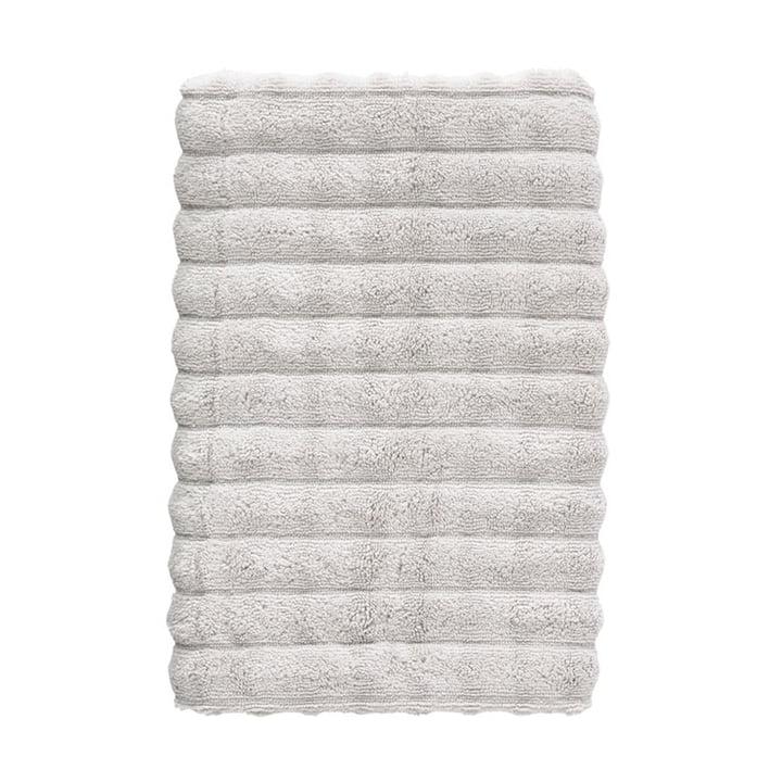 Inu bath towel, 70 x 140 cm, soft gray from Zone Denmark