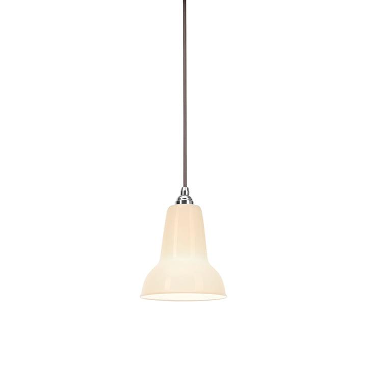 Original 1227 Mini Ceramic pendant lamp, pure white by Anglepoise