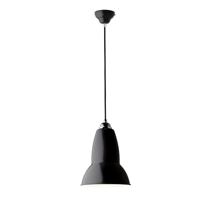 Original 1227 Midi pendant lamp, jet black (cable: black) from Anglepoise