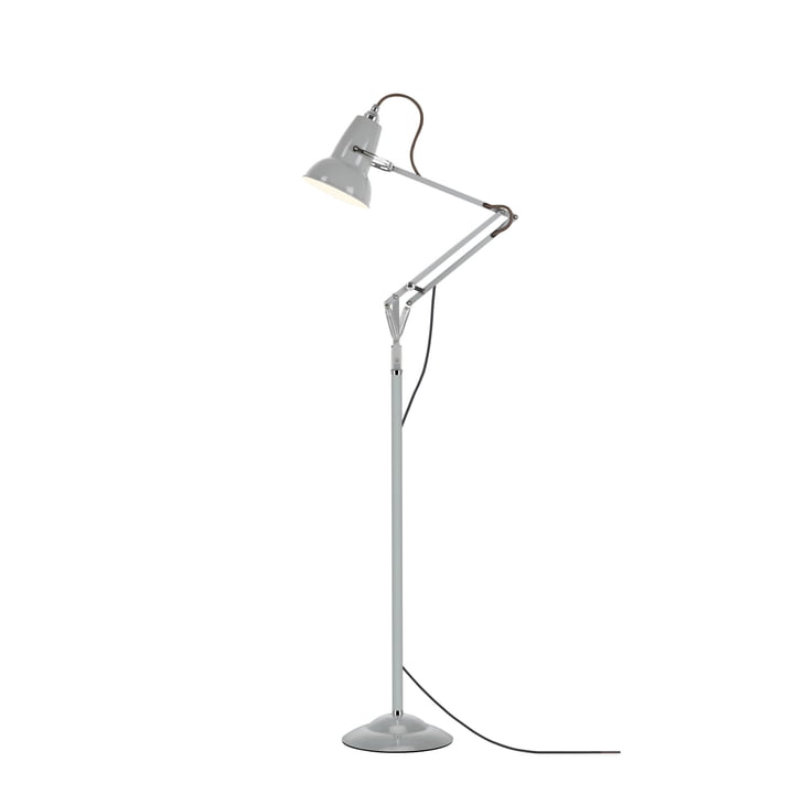 Original 1227 mini floor lamp, dove gray (cable: gray) from Anglepoise