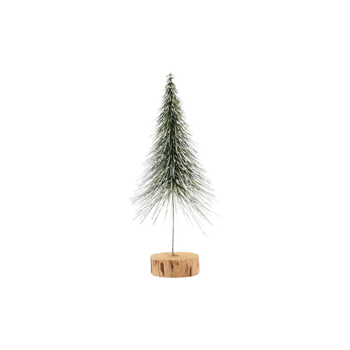Christmas tree Spinkle H 28 cm, nature by House Doctor