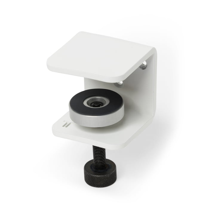 The table top wall bracket, cloud white from TipToe