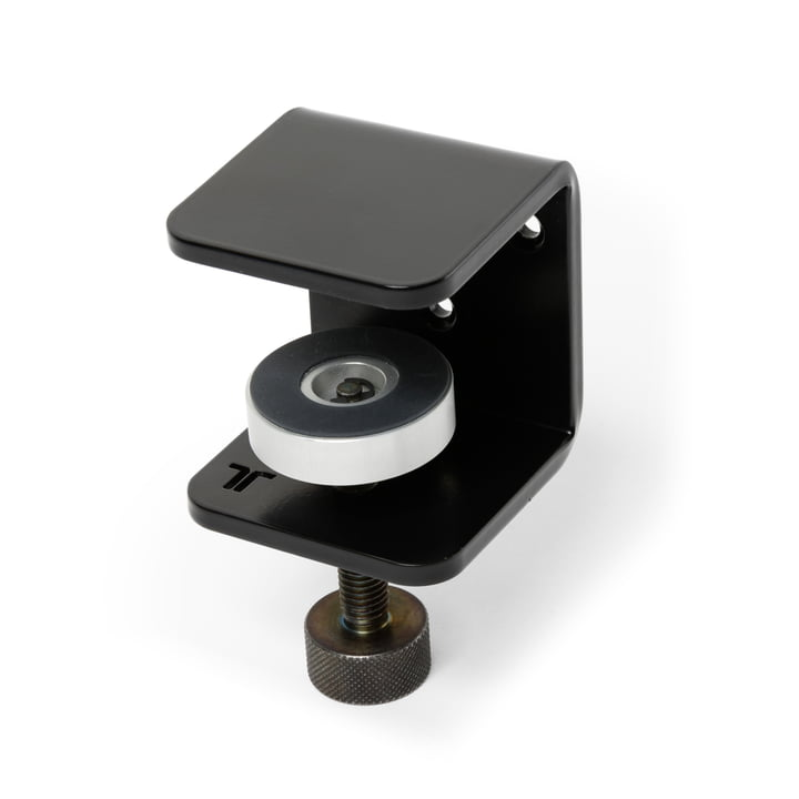 The table top wall bracket, graphite black from TipToe