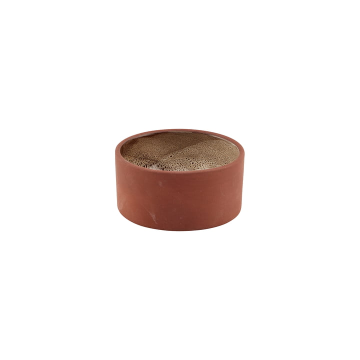 Bowl retro, Ø 10 cm, beige by House Doctor