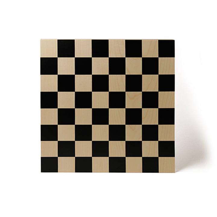 Bauhaus chess board by Naef Spiele