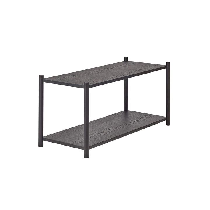 Sceene shelf F by Gejst in black