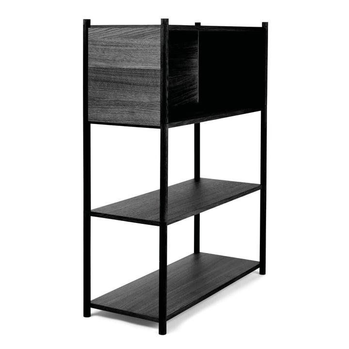 Sceene shelf B by Gejst in black