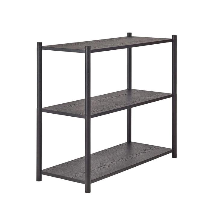 Sceene shelf A by Gejst in black