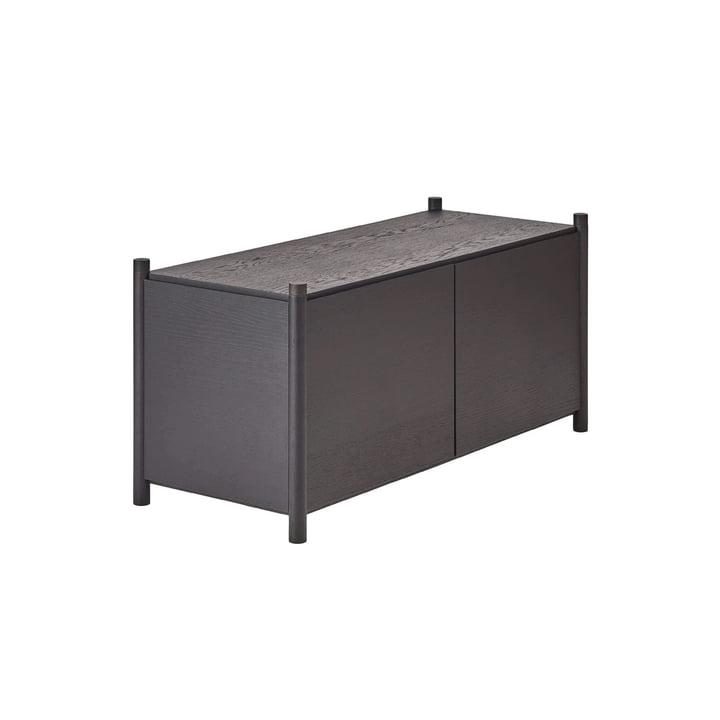 Sceene shelf G by Gejst in black
