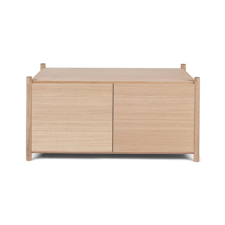 Sceene shelf G by Gejst in light oak