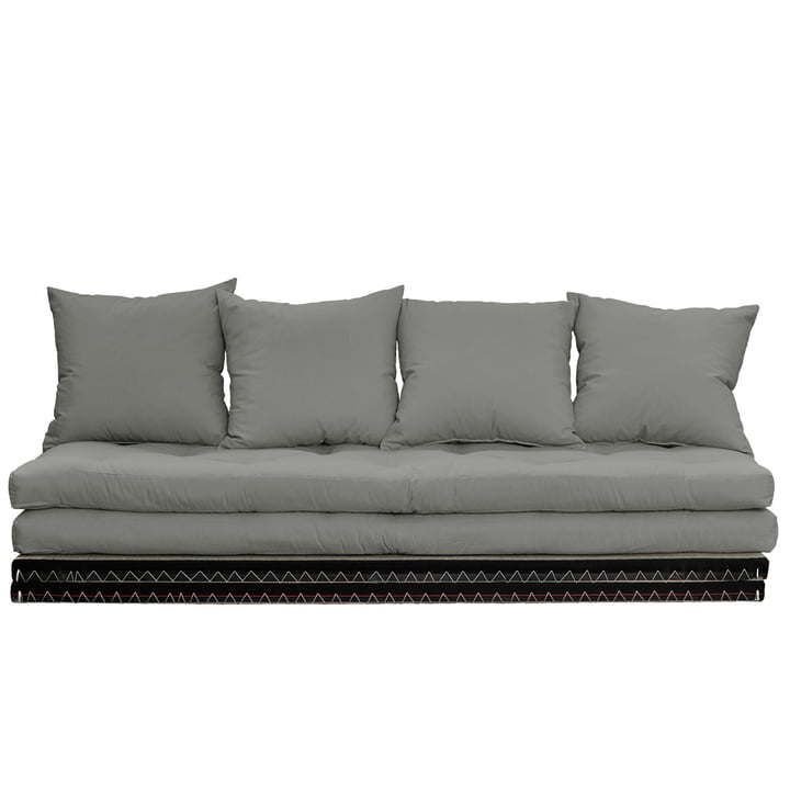 The Chico Sofa bed, grey (746) from Karup Design