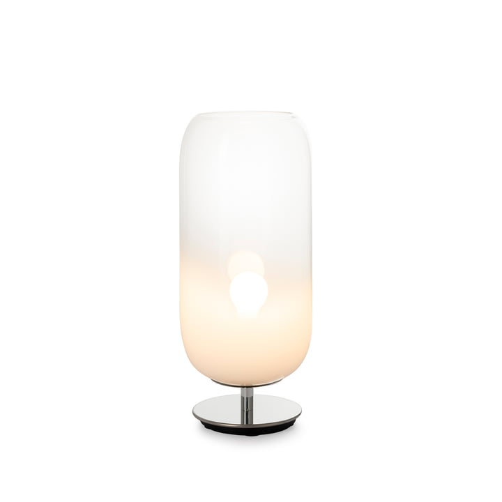Gople Mini table lamp H 34 cm, white from Artemide