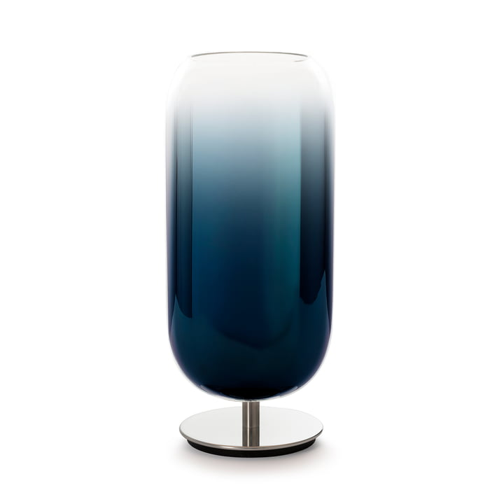 Gople table lamp H 48.5 cm, sapphire blue from Artemide