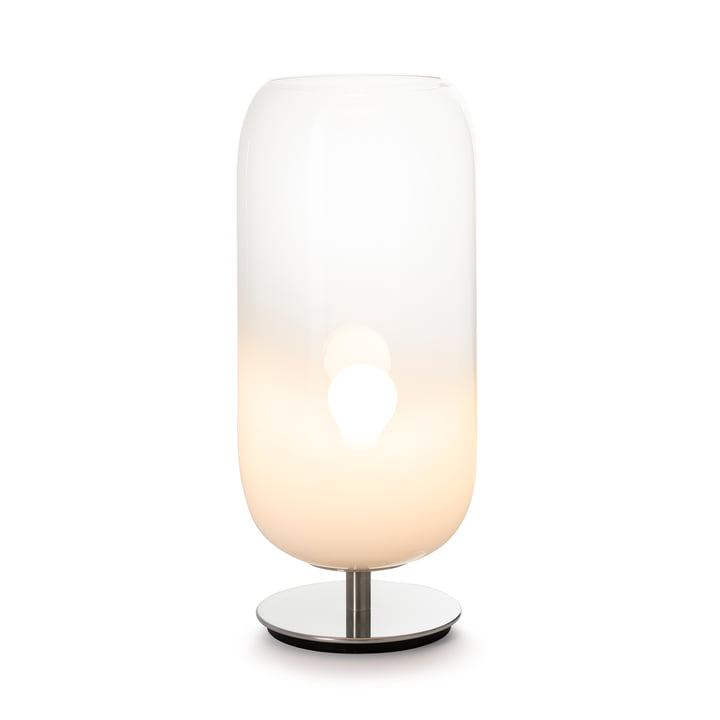 Gople table lamp H 48.5 cm, white from Artemide