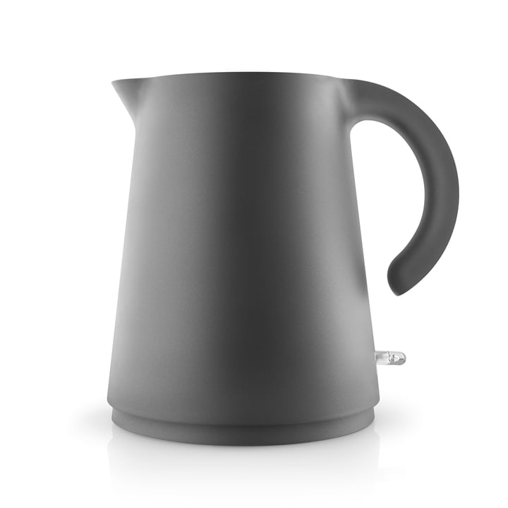The Rise kettle 1.2 l, black by Eva Solo