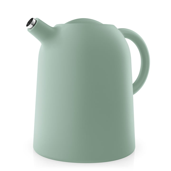The Thimble vacuum jug 1 l, faded green by Eva Solo