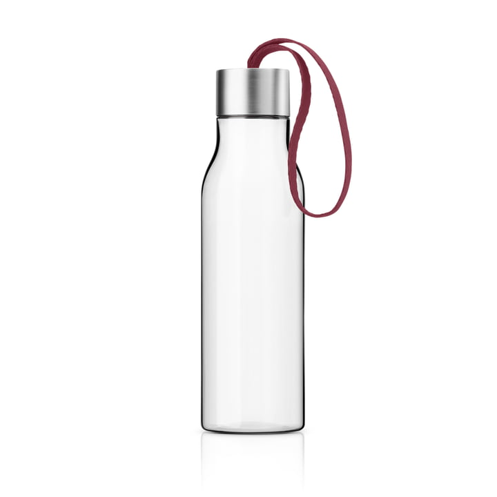 The 0.5 l drinking bottle, pomegranate by Eva Solo