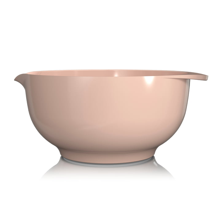 The mixing bowl Margrethe, 5.0 l, nordic blush from Rosti