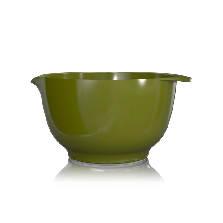 The mixing bowl Margrethe, 3.0 l, olive from Rosti