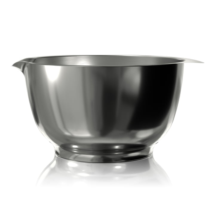 The Margrethe mixing bowl, 3 l, stainless steel from Rosti
