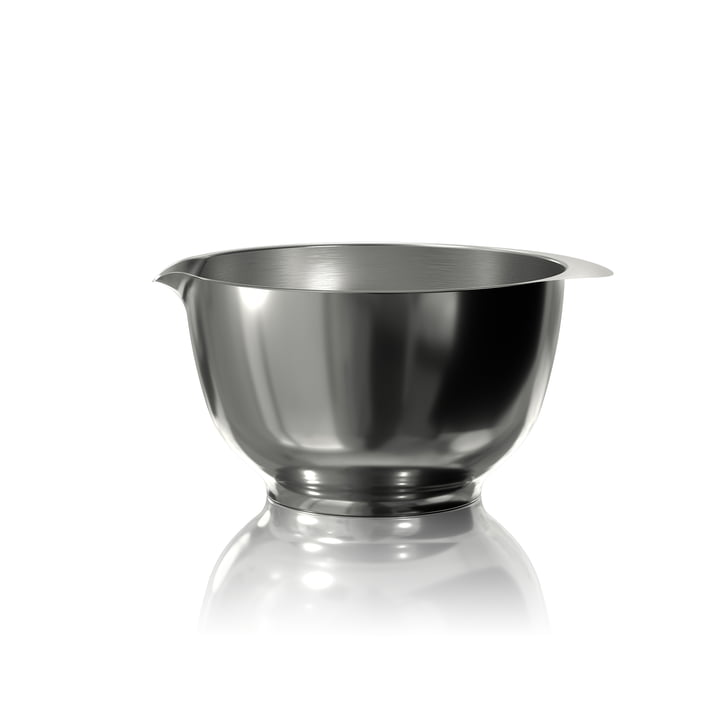 The Margrethe mixing bowl, 0.5 l, stainless steel from Rosti
