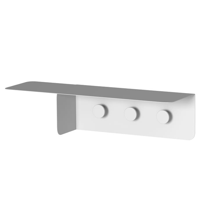 Skwad shelf MH, white from Caussa