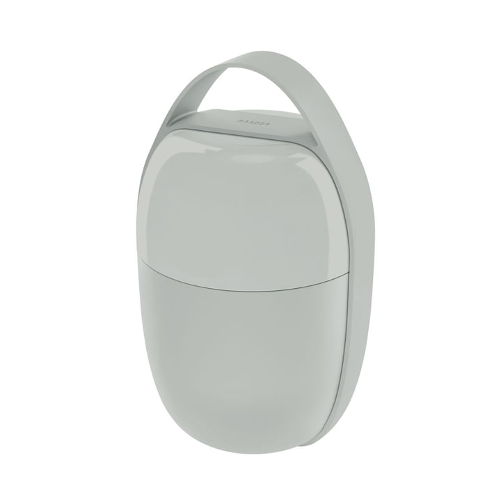 The Food à Porter Lunchpot, gray of Alessi