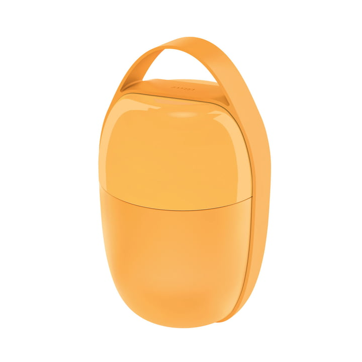 The Food à Porter Lunchpot, yellow from Alessi