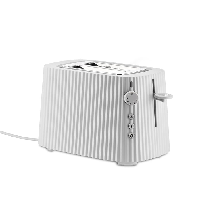 The plissé toaster, knows about Alessi