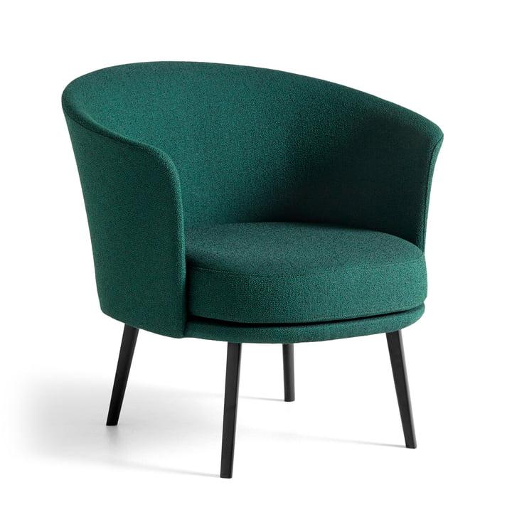 The Dorso armchair, powder-coated steel, Olavi by HAY by Hay
