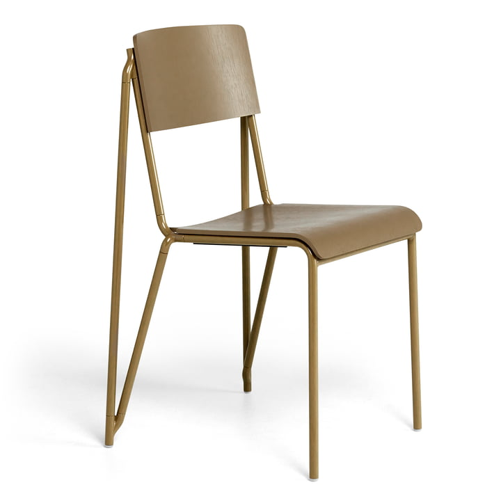 The Petit Standard chair, clay / clay by Hay