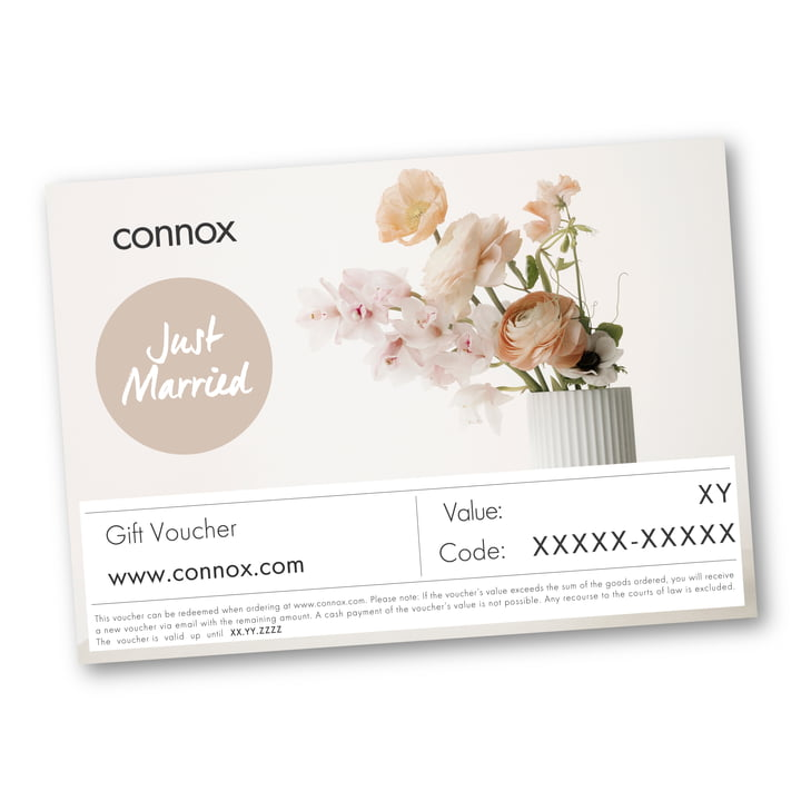 Gift voucher: Wedding