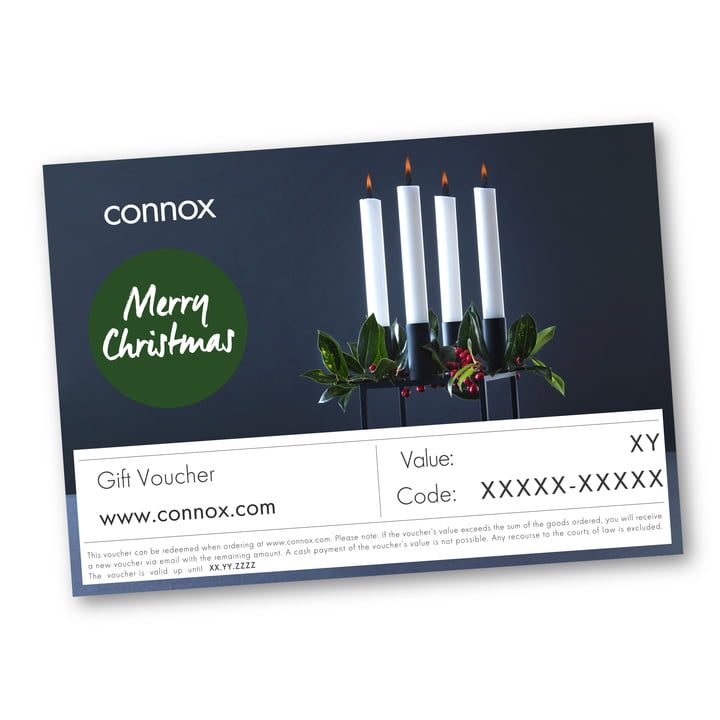 Gift voucher: Design