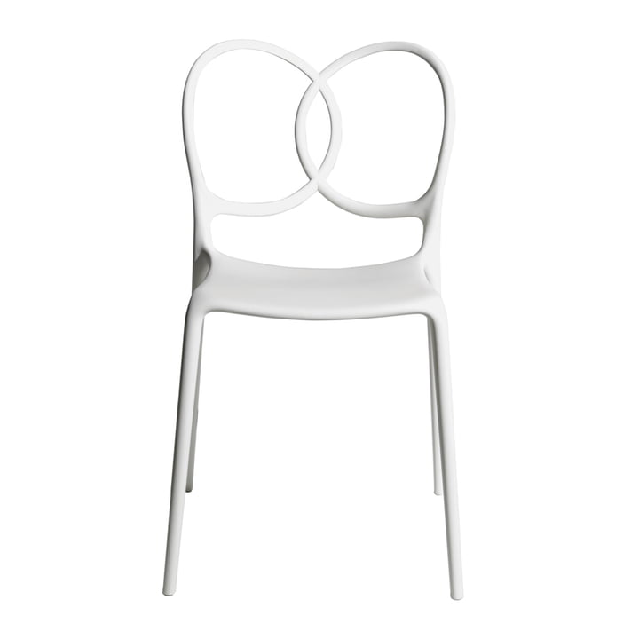 Sissi Chair, white from Driade