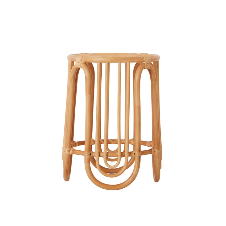 The Rainbow stool, natural from OYOY