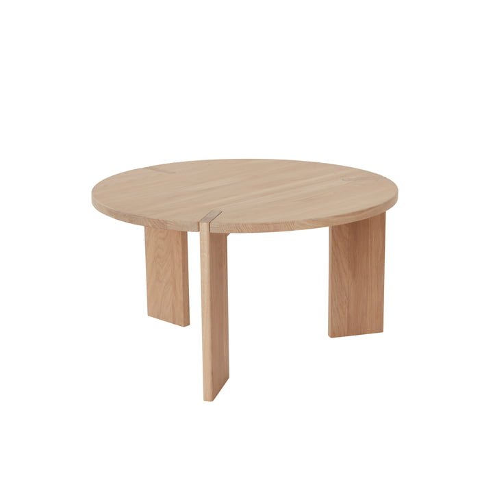The OY coffee table, Ø 65 x H 36 cm, natural from OYOY