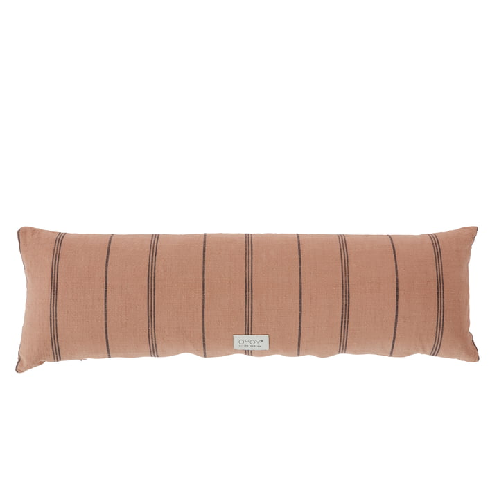 The Kyoto cushion, 80 cm, dark powder from OYOY