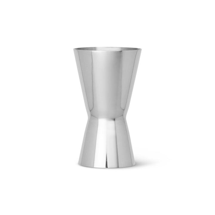 Grand Cru measuring jug, 2 cl / 4 cl, stainless steel from Rosendahl