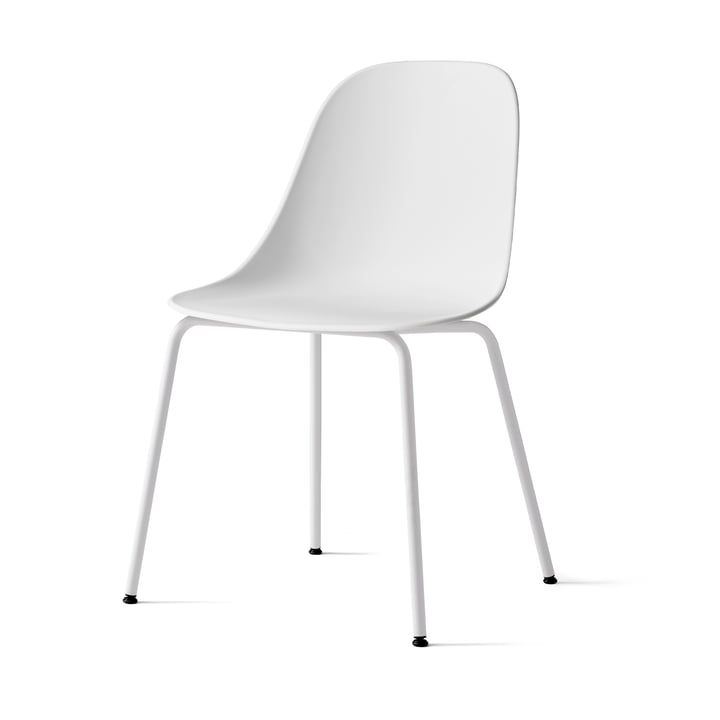 Harbour Side Chair by Menu in light gray / light gray
