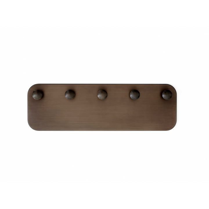The Collect Coat rack SC47, bronze from & tradition