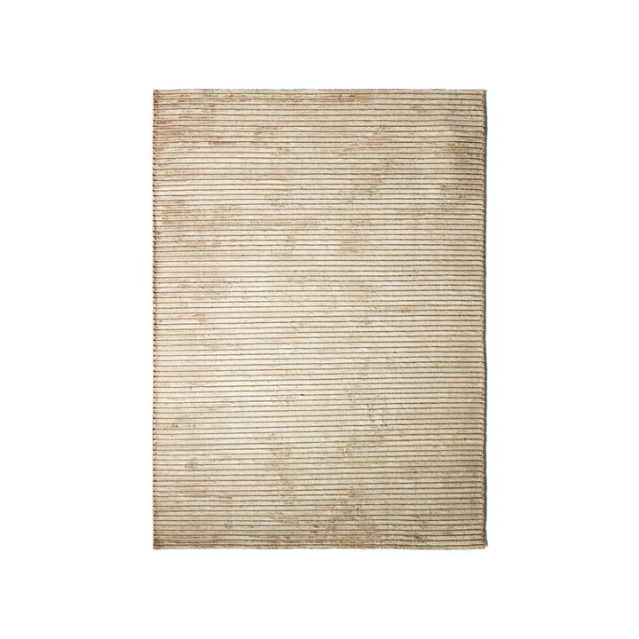 The Houkime carpet 170 x 240 cm, beige by Menu