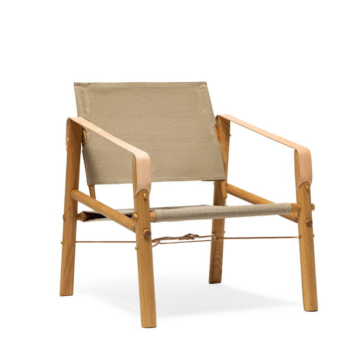 The Nomad Chair, oak / natural from We Do Wood